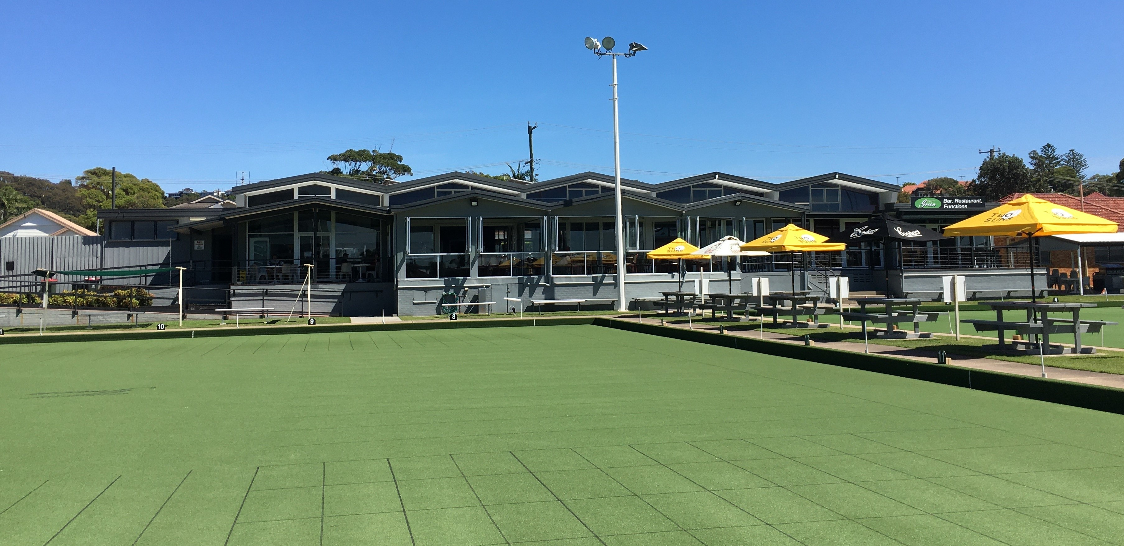 Merewether Bowling Club