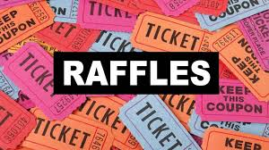 Friday Night Raffles